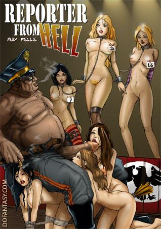 Ад порно комиксы
