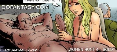 WOMEN HUNT 4 - SOLD!!!