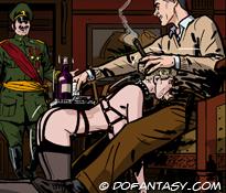 Bondage comic stories