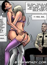 comics Celestin