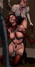 comics Kittyhand