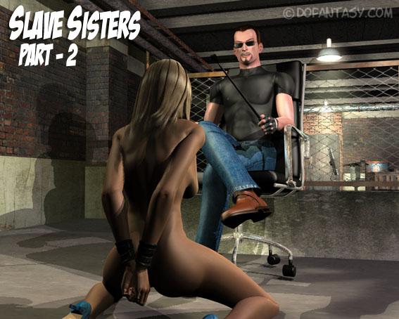 Slave sisters 3d