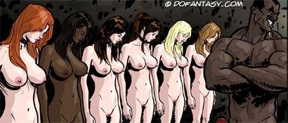 Predondo comics