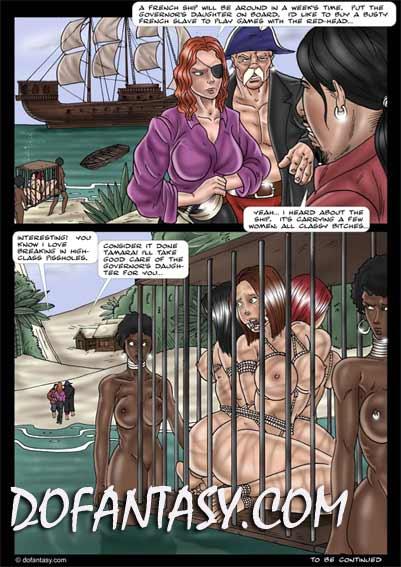 BDSM Cartoons
